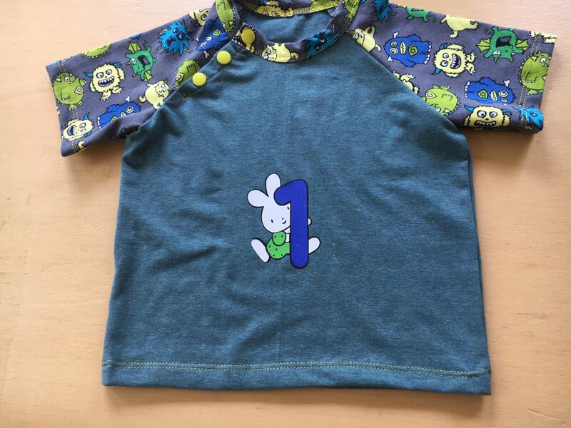Sven shirtje 1 jaar